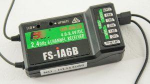 Приемник FS-IA6B