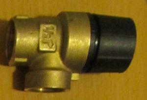 аварийный клапан