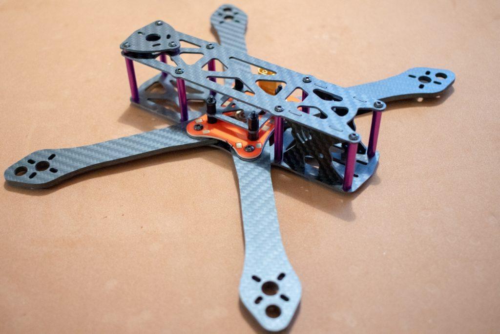 Рама для квадрокоптера Martian II 250