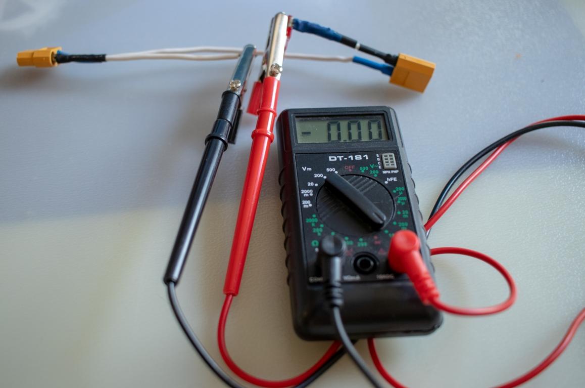 Как настроить датчик тока в полетном контроллере OMNIBUS
