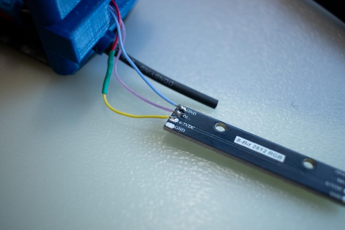 Led панель на квадрокоптер